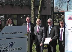 In Waldeck-Frankenberg soll Europas größter Mountainbike-Trail entstehen