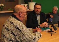 Bürgermeisterkandidat für Vöhl: Frank Isken