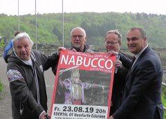 Klassik Open Air vor traumhafter Kulisse – Nabucco an der Sperrmauer