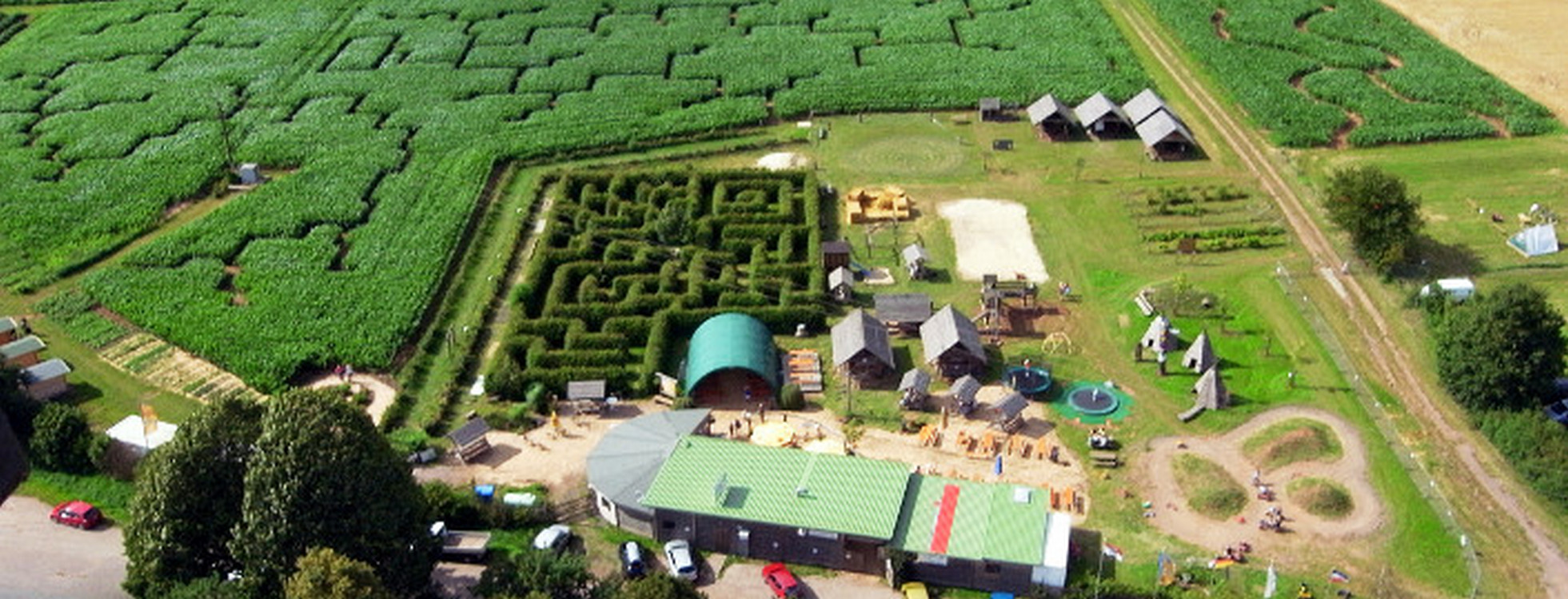 Maislabyrinth Nrw