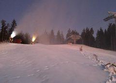Kälte der letzten Tage lässt gezielte Schneeproduktion in Willingen zu