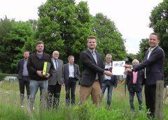 Standortaufwertung und Treffpunkt: Edeka baut neuen Markt in Frankenau