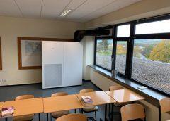Viessmann entwickelt neue Lüftungslösung für Schulen zur Bekämpfung der Corona-Pandemie