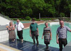 Vöhler Freibäder starten in die Badesaison: Badespaß für die ganze Familie