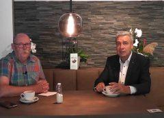 Das Café Adrana Sommergespräch mit Rüdiger Heß